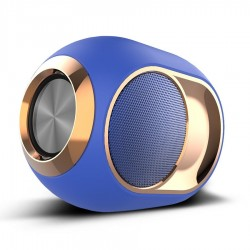 Bluetooth-колонка SKY Phantom X6 TWS з функцією Hand-Free Blue