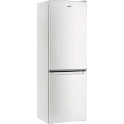 Двокамерний холодильник WHIRLPOOL W7 811I W frost free
