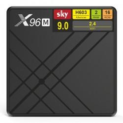 Android TV приставка Smart SKY X96M 2/16 GB