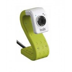 Веб-камера Hercules HD Twist CMOS Green