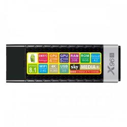 Android TV приставка SKY 2/16 GB X96S