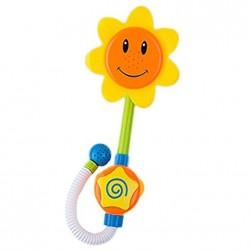 Іграшка для ванної Junsun Baby Bath Toys Sunflower Душ Соняшник