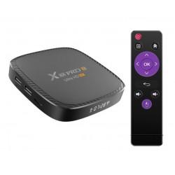 Android TV приставка медиаплеер Transpeed X88S 4/32Gb Allwinner H616
