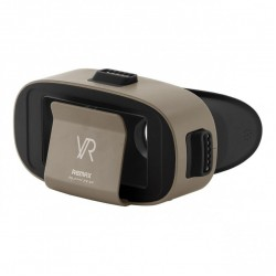 Окуляри віртуальної реальності Remax Resion VR Box (OR) RT-V04 4.7 - 5.22 дюйма Brown