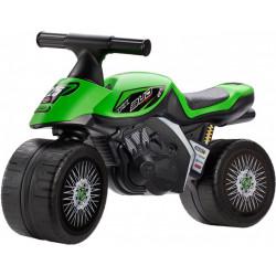 Беговел Falk Moto Kawasaki KX Bud Racing 402KX Зелений