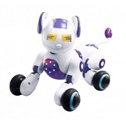 Робот собака Bambi Intelligent Puppy інтерактивний сенсор