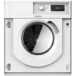Встраиваемая стиральная машина с сушкой WHIRLPOOL BI WDWG 75148 EU