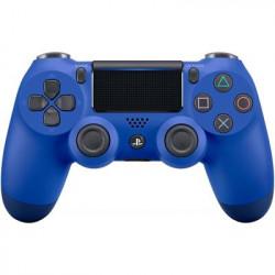 Геймпад бездротової джойстик SONY PS4 Dualshock 4 V2 з сенсорною панеллю Blue