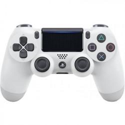 Геймпад бездротової джойстик SONY PS4 Dualshock 4 V2 з сенсорною панеллю White