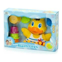 Іграшка для ванни, для купання Junsun Водоспад Каченя на присоску