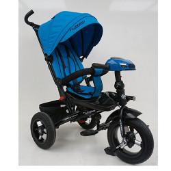 Велосипед багатоцільовий TURBOTRIKE М5448HA регульована спинка Blue