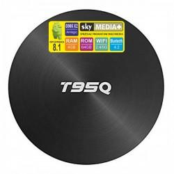 Android TV приставка SKY T95Q 4/64 GB