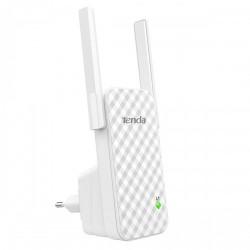 WIFI підсилювач бездротового сигналу TENDA A9 N300 2x3dBi Поліпшений захист від перешкод