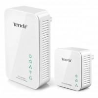 Powerline Ethernet адаптер TENDA з функцією QoS, 2 шт комплект