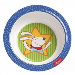 Дитяча глибока тарілка Sigikid Racing Rabbit 24615SK