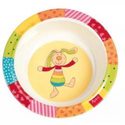 Дитяча глибока тарілка Sigikid Rainbow Rabbit 24439SK