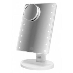Дзеркало з Led підсвічуванням Rotex Magic Mirror RHC25-W обертання на 180