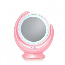 Косметичне дзеркало Gotie GMR-318R Led рожеве