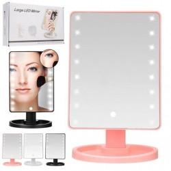 Настільне дзеркало з Led підсвічуванням Large Led Mirror