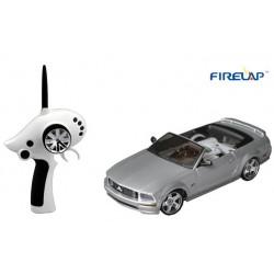 Автомодель р/у 1:28 Firelap IW02M-A Ford Mustang 2WD (сірий)