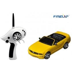 Автомодель р/у 1:28 Firelap IW02M-A Ford Mustang 2WD (жовтий)