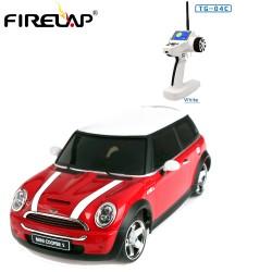 Автомодель р/у 1:28 Firelap IW04M Mini Cooper 4WD (червоний)